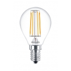 żarówka led e14 filament 4w 470lm 2700k philips classic