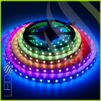 Taśma cyfrowa magic strip epistar led rgb 300led ip20 1metr