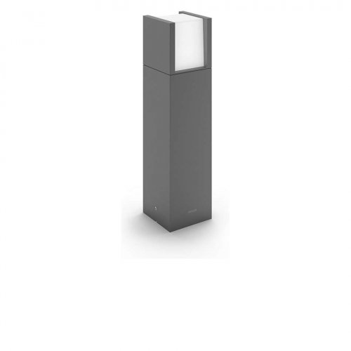 Latarnia Philips myGarden Arbour antracytowa 40cm