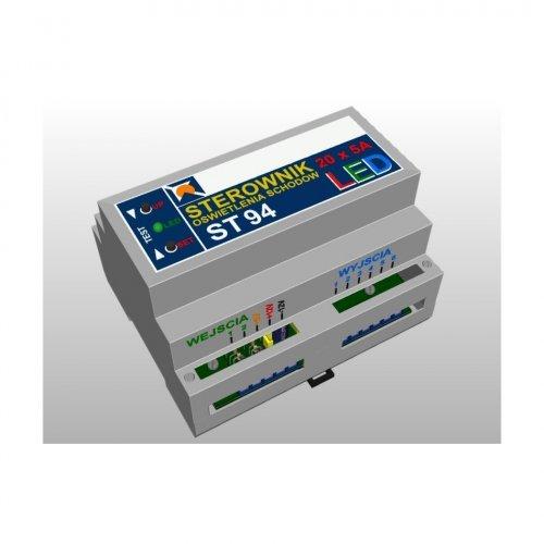 Sterownik Oświetlenia Schodów Standard+ ST94