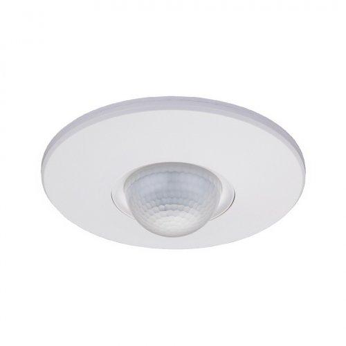 CZUJNIK RUCHU LED z 3 SENSORAMI 360° 16 metrów IP20 nadtynk