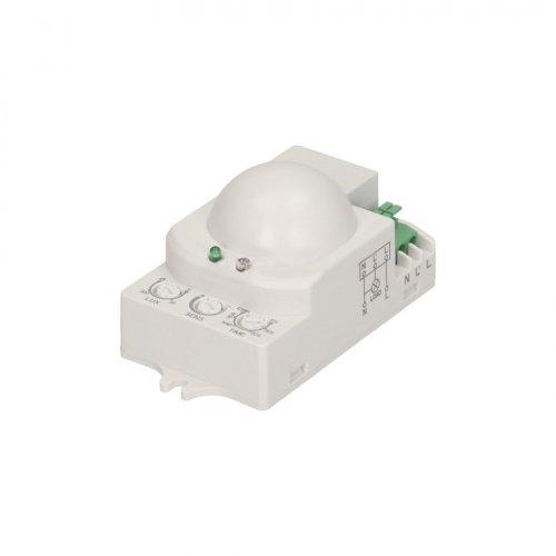 CZUJNIK RUCHU LED DETEKTOR 230V MIKROFALOWY 360 stopni IP20