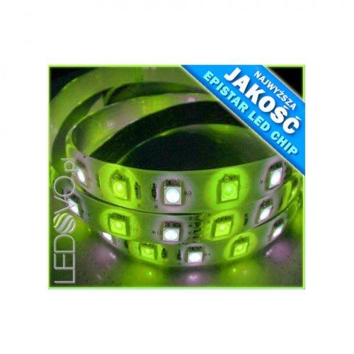 TAŚMA LED RGBW RGB+BIAŁY NEUTRALNY/ WODOODPORNA/300 LED /5mb