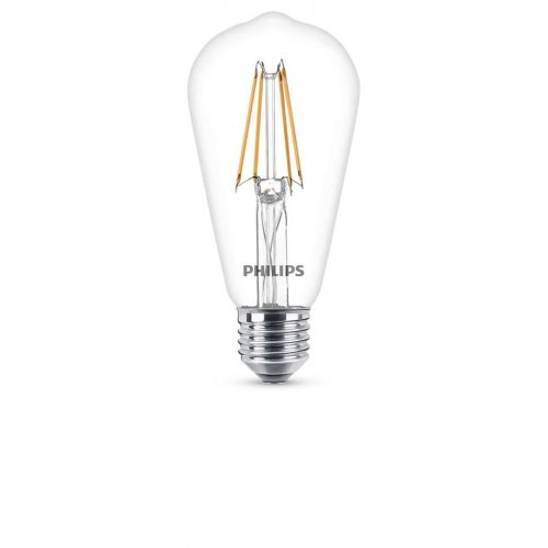 ŻARÓWKA LED E27 FILAMENT 6W 806lm 2700K Philips
