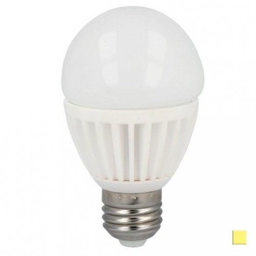 Żarówka LED LEDLINE E27 duży gwint A60 7W biała neutralna