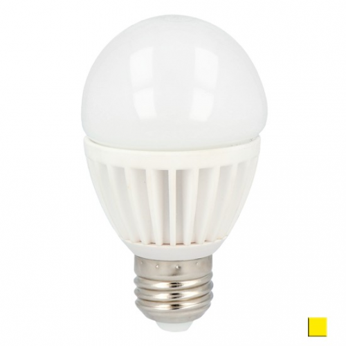 Żarówka LED LEDLINE E27 duży gwint A55 8W biała ciepła