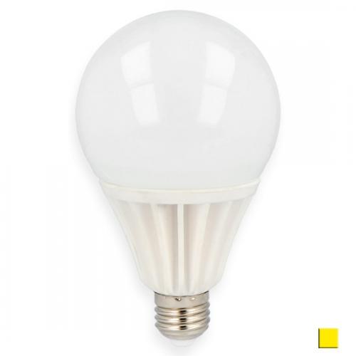 Żarówka LED LEDLINE E27 duży gwint A60 25W biała ciepła