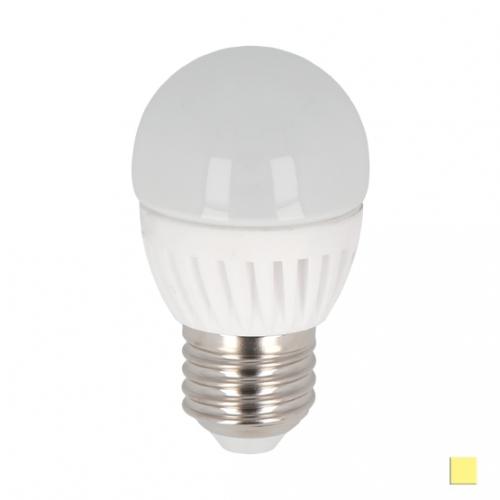 Żarówka LED LEDLINE E27 duży gwint G45 5W biała neutralna
