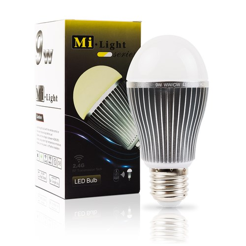Inteligentna Żarówka Mi-Light E27 9W CCT