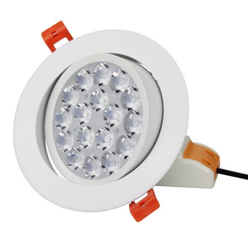 Oprawa sufitowa Downlight Mi-Light 9W RGB+CCT regulowana