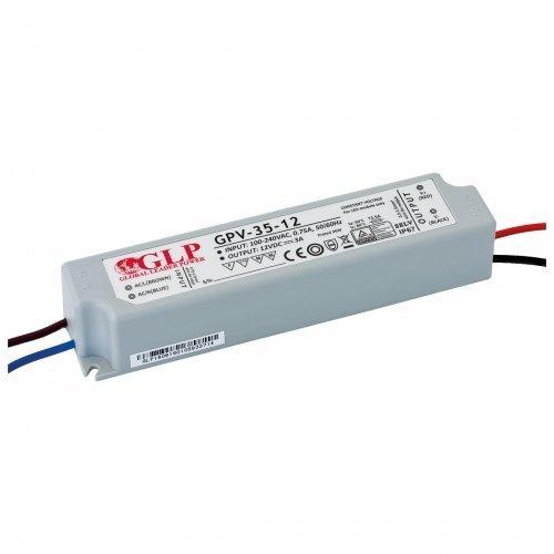 Zasilacz MONTAŻOWY GPV LED 12V / 35W / wodoodporny - IP67