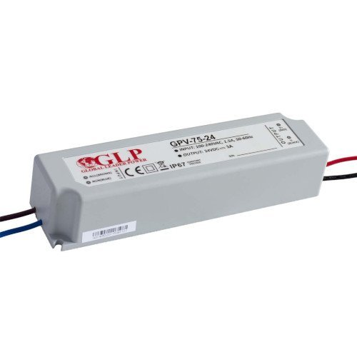 Zasilacz MONTAŻOWY GPV LED 24V / 75W / wodoodporny - IP67