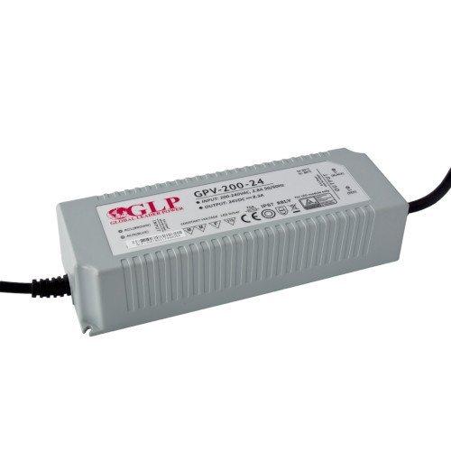 Zasilacz MONTAŻOWY GPV LED 24V / 200W / wodoodporny - IP67