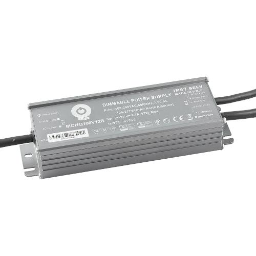 Zasilacz MONTAŻOWY MCHQ LED 24V / 100W / 4.1A / wodoodporny - IP67 PFC DIM