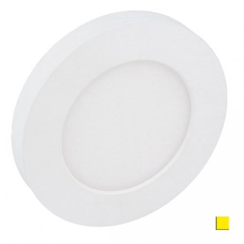 PANEL LED DOWNLIGHT Ledline 6W 450lm 230V biały ciepły