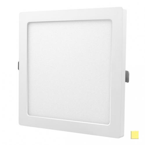 PANEL LED DOWNLIGHT Ledline 18W 1450lm 230V biały dzienny kwadrat
