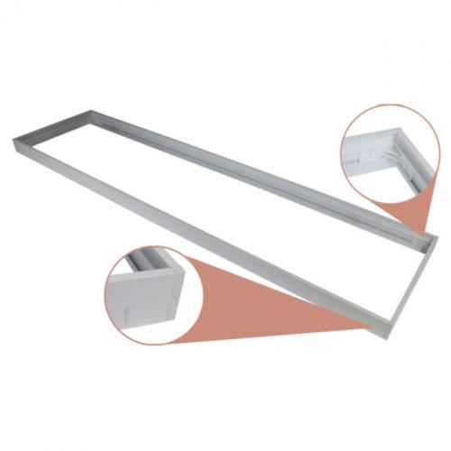 Rama aluminiowa do montażu napowierzchniowego 300x1200