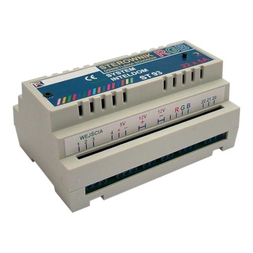 Sterownik Oświetlenia Schodów RGB Standard ST93