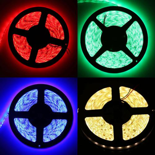 TAŚMA LED RGB Epistar 5050 300 LED /standard/ 5mb / 24V