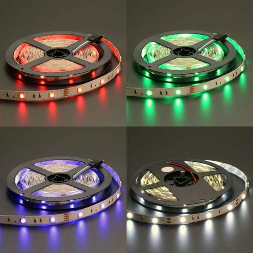 TAŚMA LED RGB Epistar 5050 150 LED /standard/ 5metrów / 24V