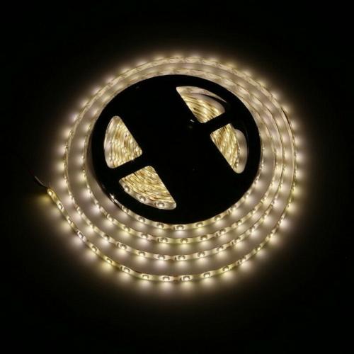 TAŚMA 320 LED / SUPER WYDAJNA 3400LM / ROLKA 5m / BIAŁY NEUTRALNY / 24V
