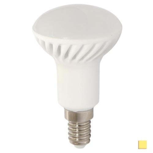 Żarówka LED LEDLINE E14 mały gwint 7W JDR R50 biała dzienna