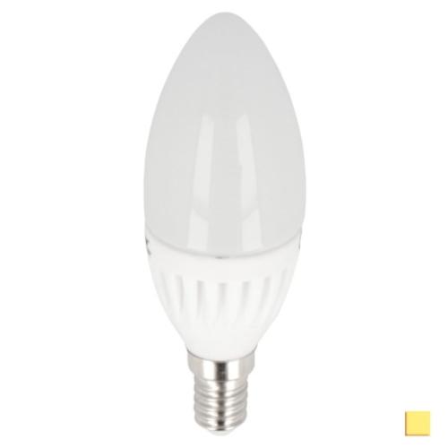 Żarówka LED LEDLINE E14 mały gwint 9W świeczka biała dzienna
