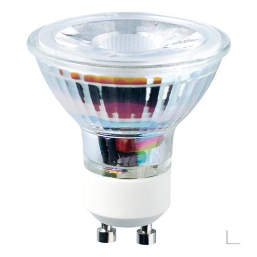 Żarówka LED LEDLINE GU10 halogen 3W 36˚ biała zimna