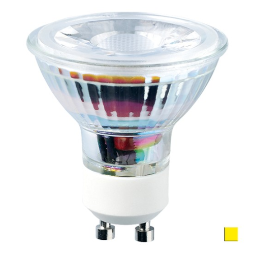Żarówka LED LEDLINE GU10 halogen 3W 36˚ biała ciepła
