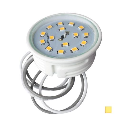 Żarówka LED LEDLINE GU10 halogen 5W BC 50mm biała neutralna