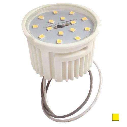 Żarówka LED LEDLINE GU10 5W 550lm BC 50mm biała ciepła ściemnialna