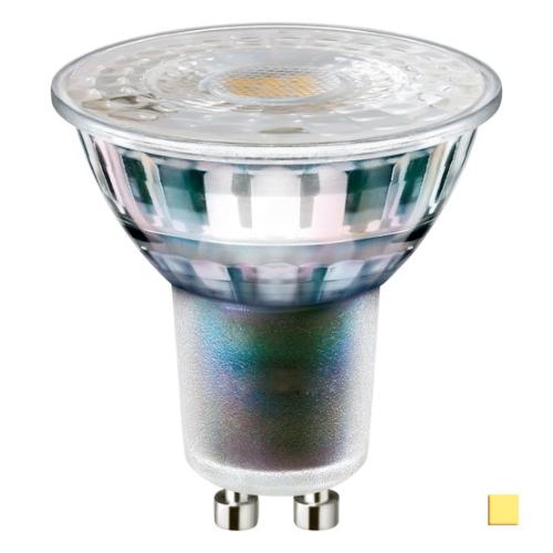 Żarówka LED LEDLINE GU10 halogen 5,5W biała dzienna ściemnialna