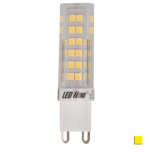Żarówka LED LEDLINE G9 6W biała ciepła