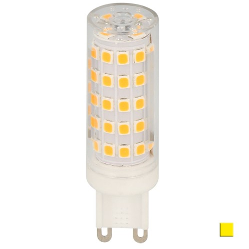 Żarówka LED LEDLINE G9 8W biała ciepła