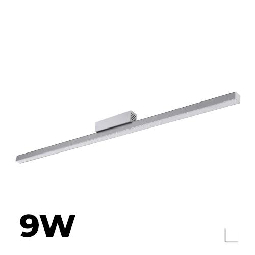 Listwa LEDOVO Handmade 9W 230V 50cm biała zimna z zasilaczem