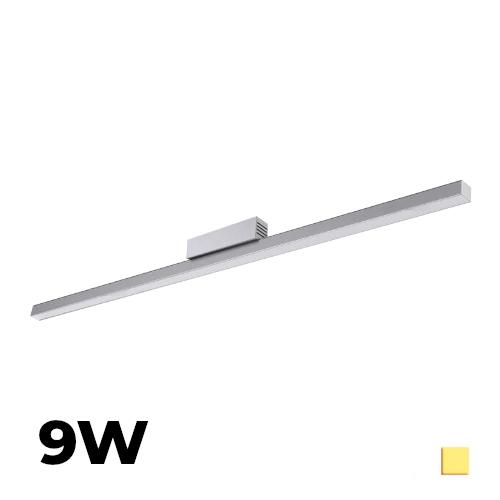 Listwa LEDOVO Handmade 9W 230V 50cm biała dzienna z zasilaczem