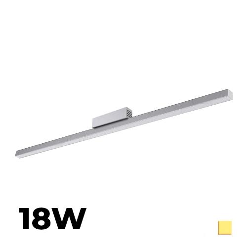 Listwa LEDOVO Handmade 18W 230V 100cm biała dzienna z zasilaczem