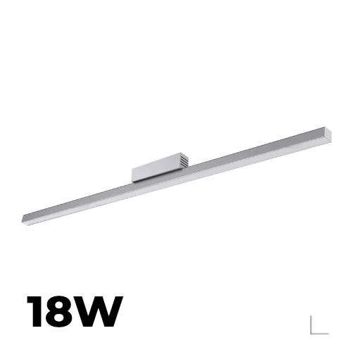 Listwa LEDOVO Handmade 18W 230V 100cm biała zimna z zasilaczem