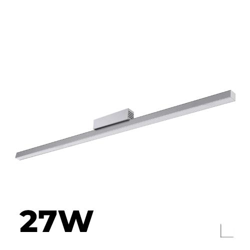 Listwa LEDOVO Handmade 27W 230V 150cm biała zimna z zasilaczem