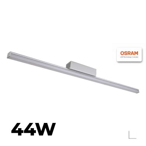 Listwa LEDOVO Handmade 44W 230V 200cm biała zimna z zasilaczem