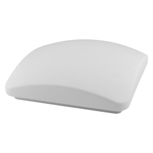 PLAFON LED Kwadratowy SODI 18W Biały Neutralny IP20 1440lm 4000K