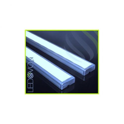 LISTWA LED Semi 2835 / 660 LUMENÓW / biała zimna / 50cm