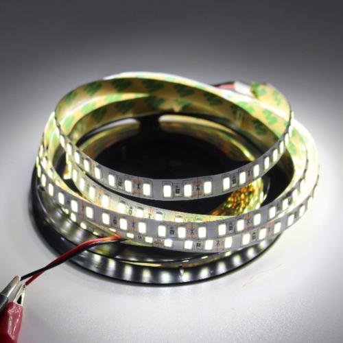 TAŚMA PREMIUM 600 LED / standard / ROLKA 5 m / BIAŁY ZIMNY 6000K