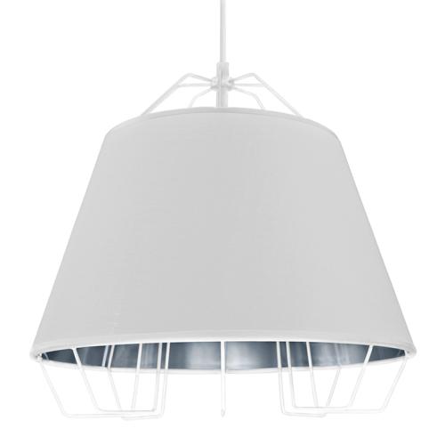 Lampa sufitowa Falun E27 biała