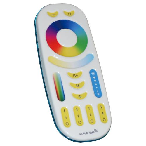 Inteligentny Pilot RGB+Multiwhite Radiowy 4strefowy