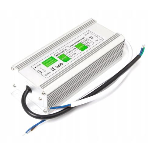 Zasilacz MONTAŻOWY LED 12V / 80W / wodoodporny - IP67