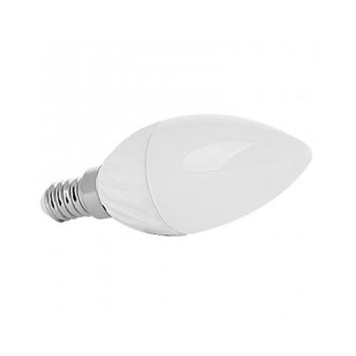 ŻARÓWKA Świeczka LED E14 C30 3W Mały Gwint BIAŁA CIEPŁA