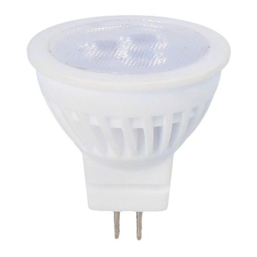 Żarówka LED MR11 SMD 10-14V AC/DC 3W 255lm biała zimna 6000K