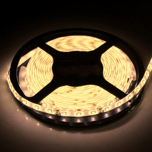 TAŚMA 300 LED Epistar / standard / BIAŁY CIEPŁY / 1 metr