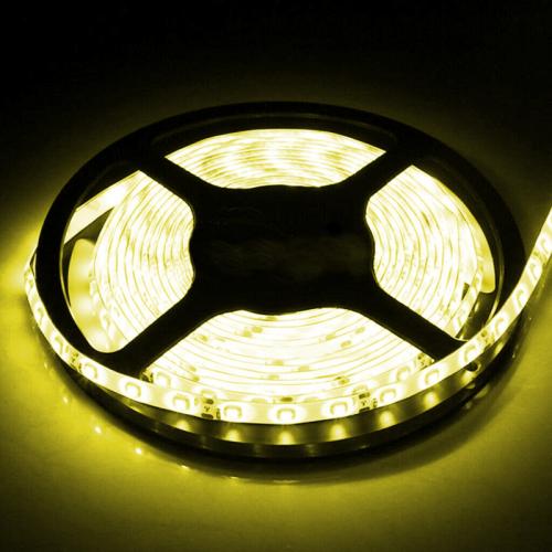 TAŚMA 300 LED 3528 / standard / ROLKA 5 m / ŻÓŁTA